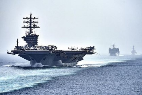 تحالف عسكري في المياه الاستراتيجية.. واشنطن تلوي الذراع الحوثية – الإيرانية