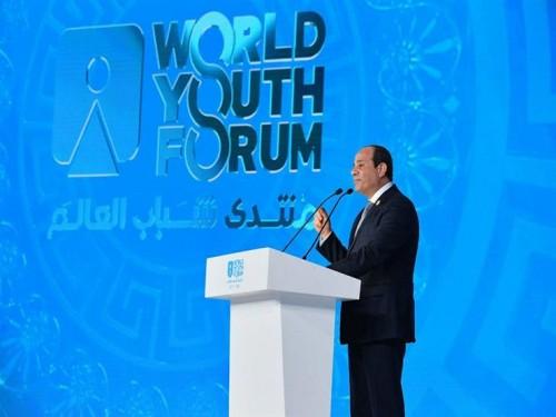 مصر تتمكن من تمرير قرار أممي يشير إلى مساهمات قدمها منتدى شباب العالم