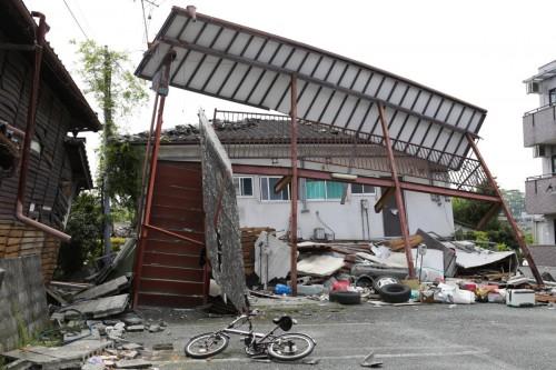 زلزال يضرب جزر شمالي أوكيناوا اليابانية بقوة 6.1 درجة