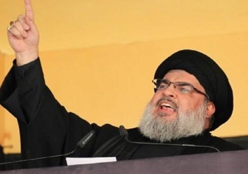 """"""" نصر الله """": العقوبات على حزب الله جزءًا من المعركة"""