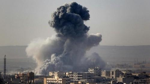 مقتل 4 إرهابيين في قصف للتحالف الدولي بنينوى العراقية