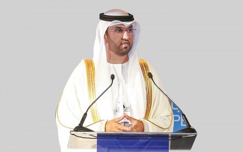 """"""" الجابر """" يترأس وفد الإمارات في اجتماع محافظي البنك الآسيوي للاستثمار بلوكسمبورج"""