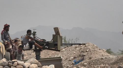 مصرع 8 حوثيين وإصابة العشرات في البرح بتعز