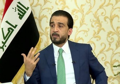 الحلبوسي: العراق يحتاج إلى دعم الاتحاد الأوروبي والمجتمع الدولي