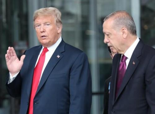 بلومبيرغ: الإدارة الأمريكية اتفقت على حزمة عقوبات ضد تركيا