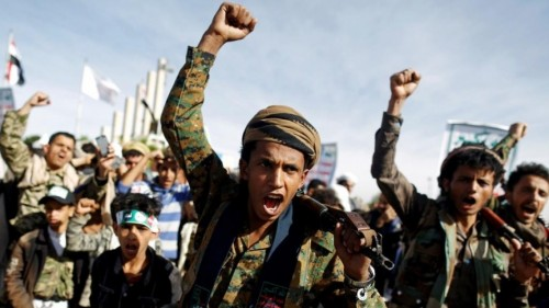 أول استثمار حوثي لمعسكر تجنيد الأفارقة في إب (تفاصيل حصرية)
