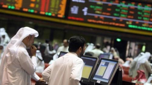 مؤشر الأسهم السعودية تسجل أعلى مستوى خلال شهر