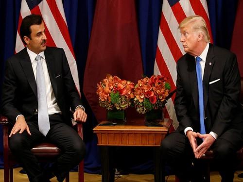 مطالب أمريكية بالتصدي لمشروع النفاق القطري