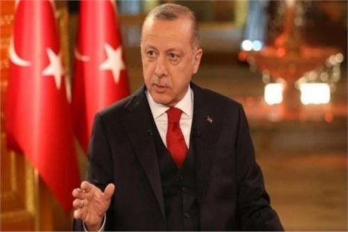 أردوغان: بشرائنا المنظومة إس-400 لا نستعد للحرب