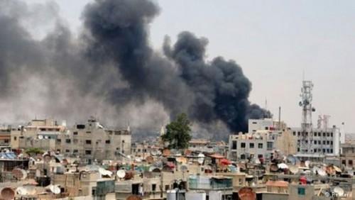 مصرع 6 مدنيين جراء قصف مسلح فى حلب السورية