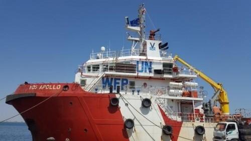 تفاصيل اجتماع لجنة إعادة الانتشار على متن السفينة الأممية