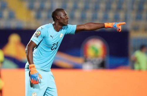 حارس السنغال أفضل لاعب في مباراة تونس