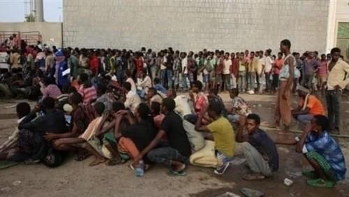 معسكرات إب.. الأفارقة بديلاً لمقاتلي حزب الله وإيران في الضالع
