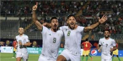 """عقب صعوده لنهائي كأس أمم أفريقيا.. هاشتاج """" الجزائر """" يغزو مواقع التواصل"""