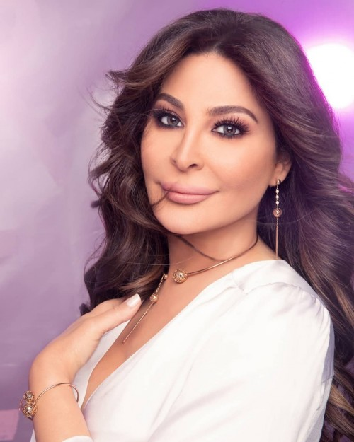 إليسا تشيد بحفل ناصيف زيتون بمهرجان أعياد بيروت (فيديو)