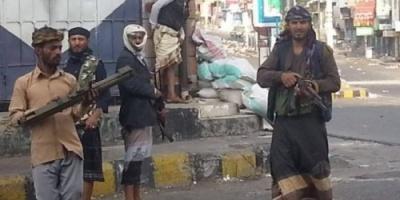 مقتل قائد عصابة مدعوم من القيادي الإخواني يحيى الريمي في تعز