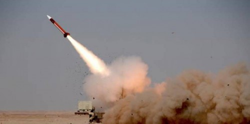 عاجل..اعتراض طائرة مسيرة حوثية  أطلقتها المليشيات على مناطق مدنية في خميس مشيط بالسعودية