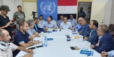 الأمم المتحدة: اتفاق على وقف التصعيد والقتال بالحديدة في أقرب وقت ممكن