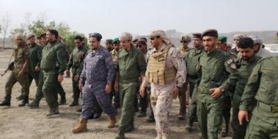 بحضور قائد التحالف العربي.. عرض عسكري لقوات الطوارئ بأمن عدن (صور)