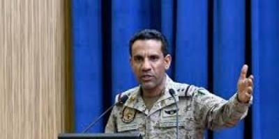 المالكي: المحاولات الحوثية لاستهداف المدنيين يعبر عن إفلاس المليشيات