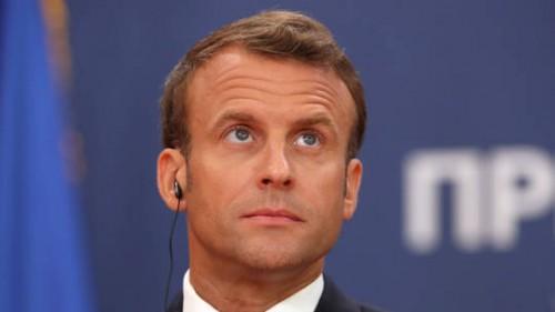 ماكرون: لم نتلق توضيحات كافية من إيران بشأن اعتقالها حاملة الجنسية الفرنسية
