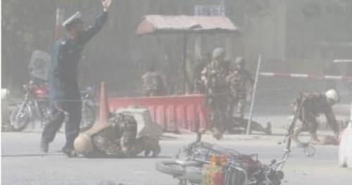 ارتفاع حصيلة ضحايا انفجار قنبلة في أفغانستان إلى 11 قتيلا