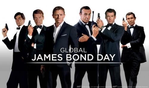 """على غير العادة.. ممثلة بريطانية بطلة فيلم """"007"""""""