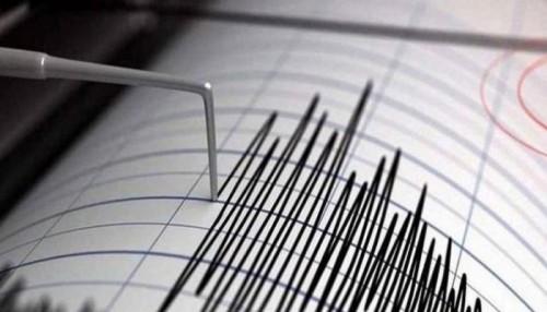 زلزال بقوة 5.7 درجة يضرب جزيرة بإندونيسيا