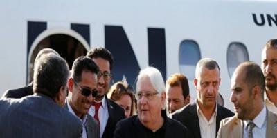 المبعوث الأممي يصل إلى صنعاء