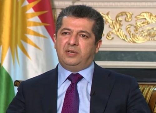 في أول زيارة رسمية.. رئيس الحكومة الكردستانية الجديد ببغداد