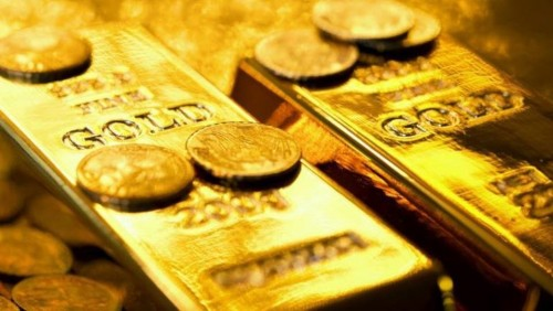 الذهب يستقر بفعل البيانات الأمريكية الإيجابية