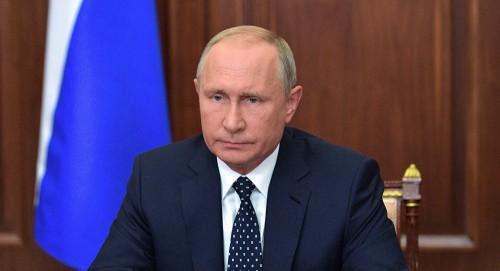 الكرملين: بوتين لم يعتزم إجراء مباحثات مع نظيره الفرنسي