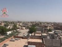 قصف حوثي مكثف على مواقع القوات المشتركة في الدريهمي
