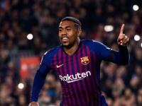 """برشلونة يحدد سعر """"مالكوم"""" للاستغناء عنه"""