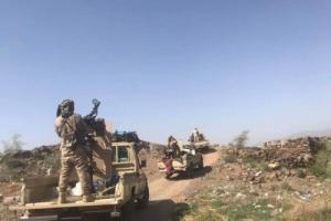 القوات الجنوبية تتصدى لتسلل حوثي جديد باتجاه شخب