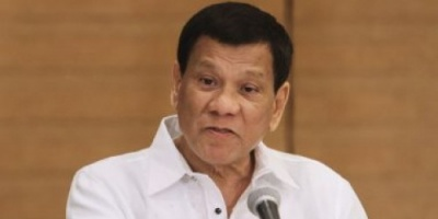 الرئيس الفلبيني: لن أمثل أبدا للمحاكمة أمام القضاء الدولي