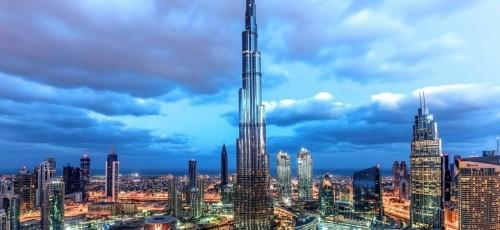 """دبي"""" تنافس على لقب أكثر مدينة عمودية في العالم"""""""