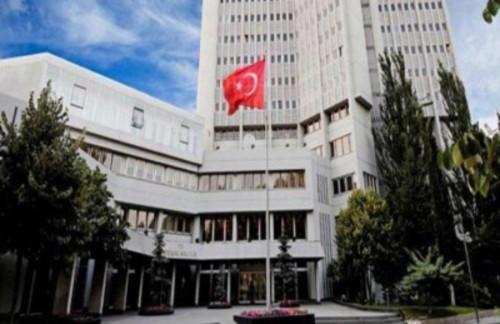 الخارجية التركية تؤكد اغتيال نائب القنصل التركي العام في كردستان