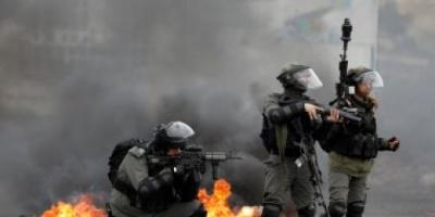 سلطات الاحتلال الإسرائيلي تهدم أربعة محلات تجارية بفلسطين