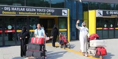 """هاشتاج """"سعوديون يلغون حجوزاتهم إلى تركيا"""" يتصدر تويتر في المملكة"""