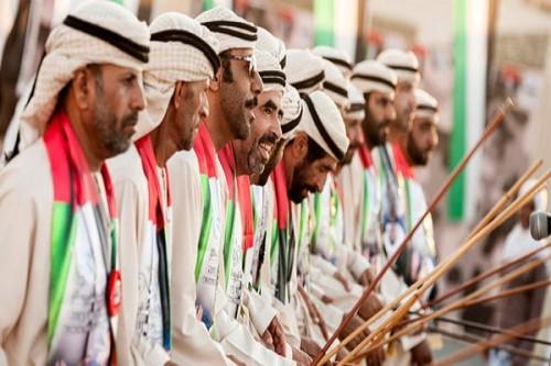 التراث الإماراتي يتألق في روسيا