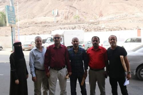 بإشراف المجلس الانتقالي..استمرار رصد انتهاكات المعالم الثقافية في مديريات  العاصمة عدن (صور)