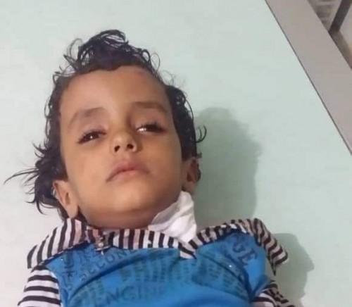 عاجل..إصابة طفل برصاص المليشيات في قرية الشغادر وسط حجر