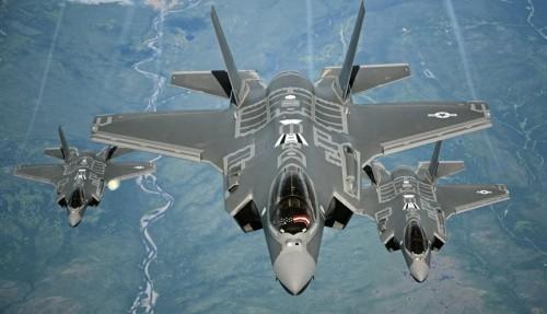 """بعد طرد الطيارين الأتراك.. أمريكا توقف بيع """"F 35"""" لأنقرة"""
