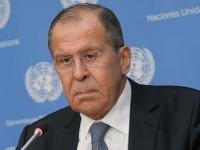 لافروف: روسيا تبحث عن حلول لا تضر بالمدنيين في إدلب السورية