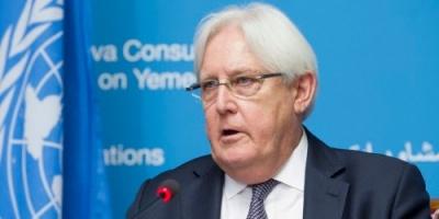 اليوم.. غريفيث يطلع مجلس الأمن على تطورات الأوضاع في اليمن