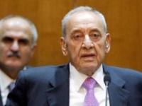 رئيس البرلمان اللبناني: القرار الخاص بالعمال الفلسطينيين انتهي