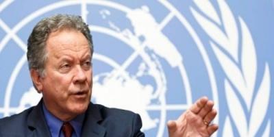 بيزلي: أعتذر لسكان صنعاء على وقف المساعدات