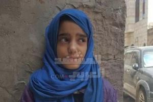 مواطنون يحبطون محاولة اختطاف طفلة في صنعاء (صورة)