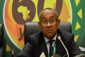 رئيس كاف يوجه الشكر الرئيس السيسي بعد نجاح أمم إفريقيا